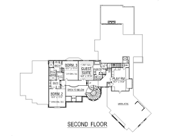 european style house plan 4 beds 6 00 baths 9032 sq ft plan 458 2