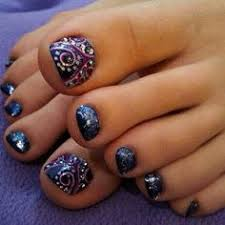 nail designs with rhinestones big toe rhinestones and the rest