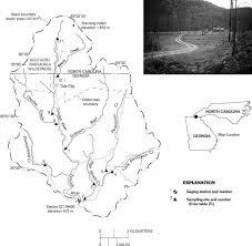 nantahala river map tallulah river near clayton