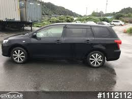 toyota corolla suv used toyota corolla fielder from japan car exporter 1112112