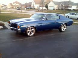 Chevy Muscle Cars - pro touring muscle car enthusiasm a father son passion chevy