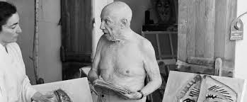 these sketches show how picasso saw women new republic
