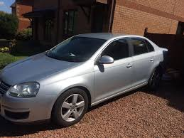 vw jetta 1 9 tdi 2008 silver service history in glasgow city