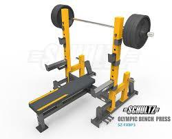 Olympic Bench Press Equipment Best 25 Bench Press Rack Ideas On Pinterest Wall Mount Rack