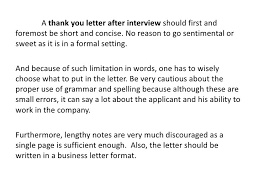 best thank you letter format photos resume samples u0026 writing