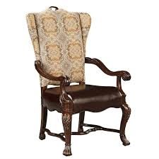 casa d u0027onore upholstered arm chair 443 11 75 dining room