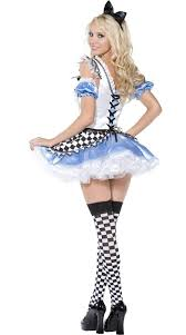 alice in wonderland white witch halloween costume sweet alice women u0027s costume alice in wonderland costume