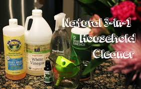 Harmful Household Products Diy All In One Natural Household Cleaner Green U0026 Non Toxic
