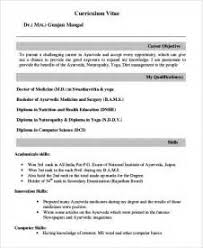 How To Make A Quick Resume Doctor Resume Database