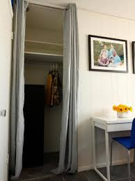 Closet Curtain Closets With Curtains For Doors Savae Org