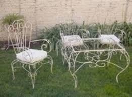 tavoli e sedie da giardino usati tavoli da giardino in ferro battuto tavoli per giardino