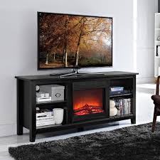 Furniture Tv Stands For Flat Screens Gray Tv Stands Living Room Furniture The Home Depot