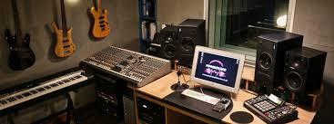 Producer Studio Desk by London Recording Studio Powerstudio