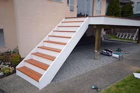 100 composite exterior stair treads non slip stair treads
