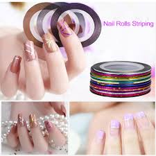 nail art striping tape online get cheap nail art foil tape aliexpress com alibaba group