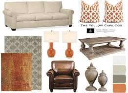 Gray And Yellow Living Room by Best 25 Orange Living Rooms Ideas On Pinterest Orange Living