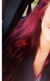 how chelsea houska dyed her hair so red chelsea houska red hair pinteres