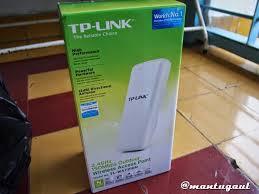 membuat jaringan wifi lancar review antena wireless ap tp link tl wa7210n menangkap signal wifi