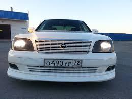 toyota celsior 1999 продажа тойота цельсиор 1999 года в тюмени третий хозяин в россии
