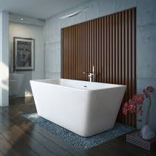 valencia 1615 square modern freestanding bath freestanding bath