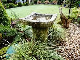 Bird Bath Decorating Ideas Unique Bird Baths With Fountains Ideas Plus Bath In Garden