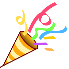 party poppers party popper emoji for email sms id 12861 emoji