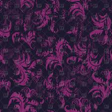 Purple Damask Wallpaper by Black And White Seamless Damask Wallpaper Vintage Floral