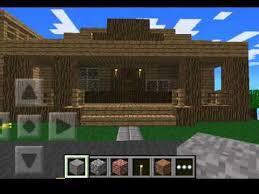 house ideas minecraft minecraft pe house ideas youtube