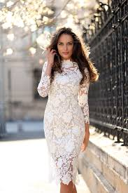 lace dress ivory lace dress postolatieva