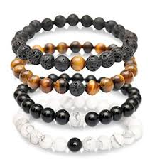 fashion stone bracelet images Joya gift beads fashion bracelet set handmade lucky jpg