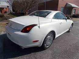 pearl white lexus sc430 for sale 2002 lexus sc400 for sale classiccars com cc 888595