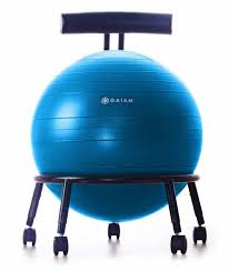 Chair Gym Review Gym Ball Office Chair 1 Photo Design On Gym Ball Office Chair