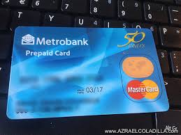 metrobank prepaid card u2013 use it to shop online withdraw cash or