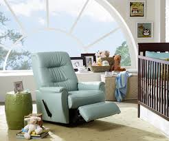 felicia swivel rocker recliner with button tufted back by best