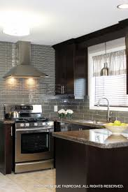 Ceramic Tile With Glass Backsplash 9 Best Kitchen Images On Pinterest Subway Tiles Mosaic And Mosaic Art