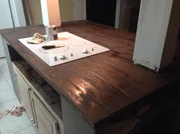 best butcher block countertop ideas image of how to make a butcher block table