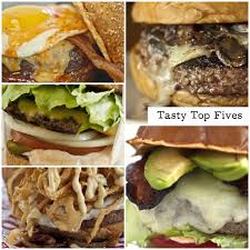the real best burgers of l a tasty beautiful
