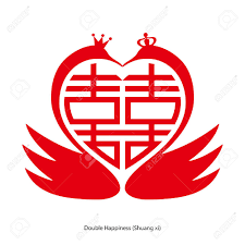 happiness character character happiness in heart shape with