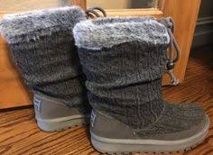 s sweater boots size 12 4 x mens campri boots socks shoes size 12 14 brand box8420 g