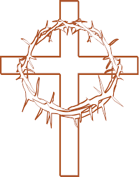 coloring pages jesus crown of thorns religious easter coloring