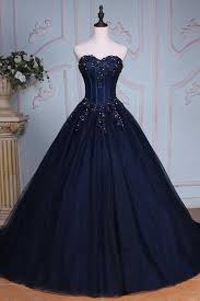 Ball Dress Long Prom Dresses Ombreprom