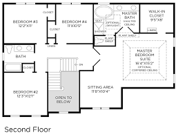 mile one centre floor plan estates at south windsor the stansbury home design