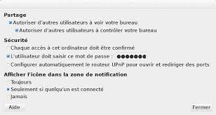 bureau distance ubuntu ubuntu contrôle de bureau distant en réseau local infotrux