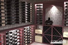Wine Cellar Shelves - cellarvue is the modular approach to metal and wood wine cellars