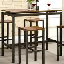 small tall kitchen table narrow bar height table shop long narrow kitchen bar products on