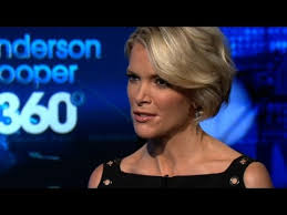 megan kelly s new hair style megyn kelly discusses trump feud with anderson cooper youtube
