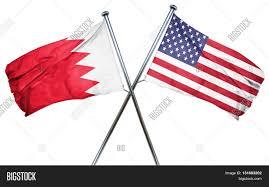 Big American Flags Bahrain Flag American Flag Image U0026 Photo Bigstock