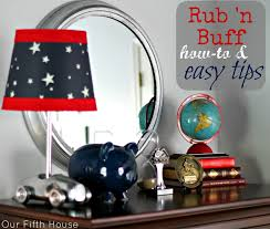 How To Clean Dark Wood Floors Our Fifth House Rub U0027n Buff How To U0026 Easy Tips Our Fifth House