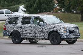 mini jeep body 2018 ford expedition resembles f 150 suv in spy photos autoguide