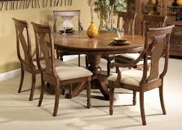 Round Wooden Dining Set Round Wooden Dining Table And Chairs Decor By Design
